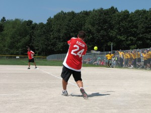 Celebrity Charity Softball Game